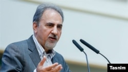 Tehran mayor Mohammad Ali Najafi has tendered his resignation claiming poor health, but many say it is the result of political pressure by Iran's conservatives.