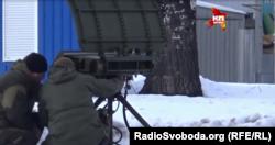 Зустріч сепаратистів з СММ ОБСЄ: в кадр потрапила РЛС «Аистенок»