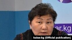 Чынара Курбанова.