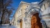 Улица в исторической части Уральска