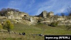 Печерне місто-фортеця Чуфут-Кале