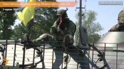 Перша група нацгвардійців завершує навчання з американськими військовими