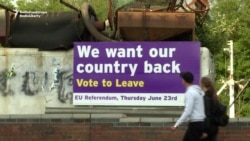 An English Town, Home To EU Immigrants, Feels Strain Of 'Brexit' Vote