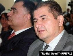Раҳматилло Зоиров, раиси ҲУСДТ.