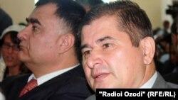 Раҳматулло Зоиров, раҳбари Ҳизби сотсиал-демократи Тоҷикистон