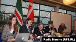 Дани -- Нохчийн дуьненаюкъарчу конференцехь, КопенхIаген, (Маршо Радио/Аюбов Аслан), 17Заз12