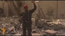 Տրիպոլին ծանր ռմբակոծության է ենթարկվել