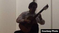 Јетмир Мехмеди, музичар.