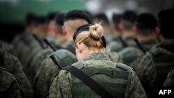 Pjesëtarë të FSK-së