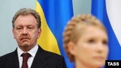 Олег Дубина и Юлия Тимошенко, 19 января 2009