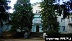 Крымская астрофизическая обсерватория, Бахчисарайский район, Крым