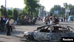 Анжиян шаары. 13-май, 2005-жыл