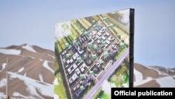 Проект индустриального торгово-логистического центра «Ат-Баши».