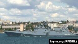 Фрегат «Адмирал Макаров», архівне фото
