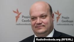 Надзвичайний і повноважний посол України в США Валерій Чалий