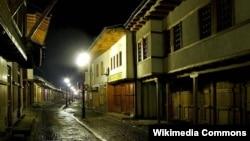 Pamje nga Gjakova