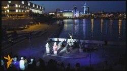 Кыргыз театры Казанда сүзсез тамаша күрсәтте