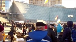 Евромайдан, среда, 27 ноября