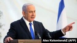 بنیامین نتانیاهو، صدراعظم اسرائیل
