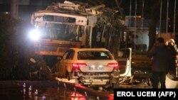 Թուրքիա - Անկարայի պայթյունի հետևանքները, 13-ը մարտի, 2016թ․