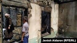 Все, что осталось от дома Абраима Мажитова.