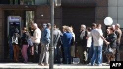 «Международный расчетный банк Республики Южная Осетия» проводит платежи день в день, поэтому проблем с задержками переводов у донецких клиентов не будет