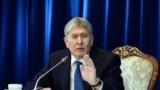 Gyrgyz prezidenti Almazbek Atambaýew