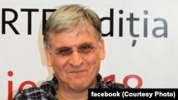 Marcel Tolcea profesor universitar, scriitor