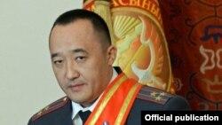 Данияр Абдыкаров.