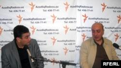 Xaləddin İbrahimli və Rasim Musabəyov