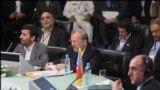 Xəzərin problemlərinə həsr olunmuş dövlət başçılarının ikinci sammiti. Tehran 16 oktyabr, 2007-ci il
