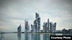 پروژه خزر در جمهوری آذربایجان