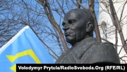Памятник Петру Григоренко в Симферополе