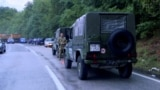 The NATO-led KFOR peacekeeping force in Kosovo has stepped up patrols on the border with Serbia.