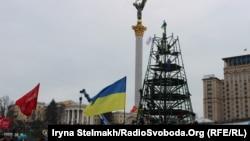 """Акция """"евромайдан"""" в Киеве, 1 декабря 2013"""