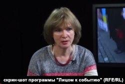 Олена Риковцева