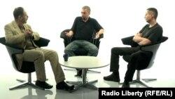 Владимир Кара-Мурза, Сергей Аксенов и Сергей Фомченков