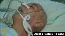 Rafiq Tağı xəstəxanada, Bakı, 20 noyabr, 2011