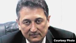Өзбек белсендісі Санжар Умаров. Ташкент, 2005 жылдың маусымы.
