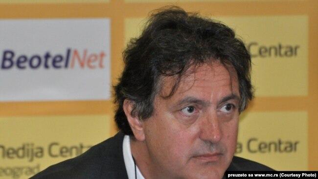 Ne postoji pravni osnov da to lice izdržava kaznu u srpskim zatvorima: Miloš Janković