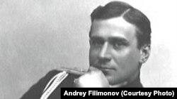 Михаил Ленин в роли Александра Колчака