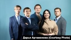 Дарья Артамонова и коллеги по коалиции