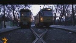 Один день Алматы из кабины четвертого трамвая