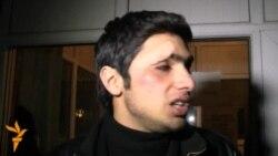 Молодежь протестовала, есть пострадавшие