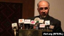محمود صیقل نماینده دایمی افغانستان در سازمان ملل متحد