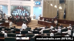Pakistan -- Pashtunkhwa: KPK Provincial assembly, 24Apr2015