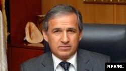Шариф Раҳимзода, раиси Бонки миллии Тоҷикистон