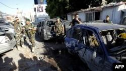 Либан - Бейрутехь ши ракета иккхинчу меттехь таллам беш бу кхерамазаллин ницкъаш, Стиг 26, 2013