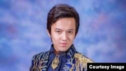 Димаш Кудайберген, популярный казахстанский певец.
