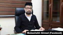 Уволенный с занимаемой должности в ДУМУ Мубашшир Ахмад.